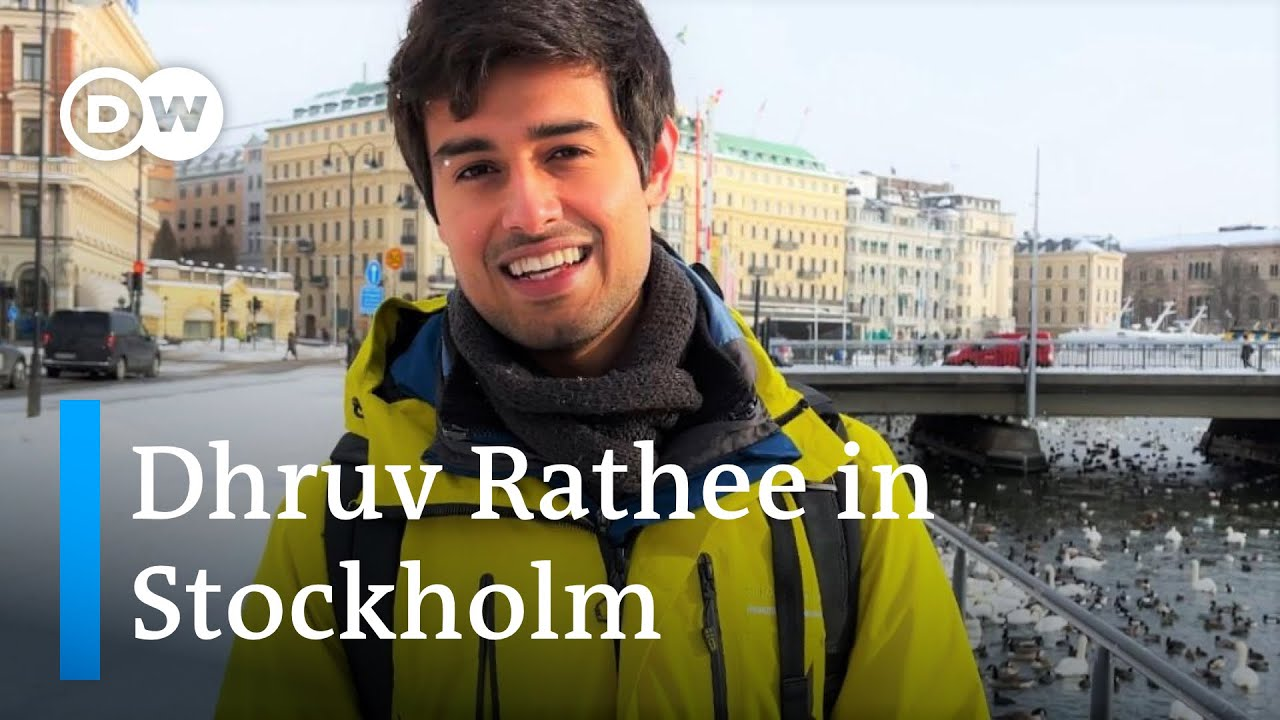 Discover Stockholm with Dhruv Rathee | Travel Tips for Stockholm in Sw...