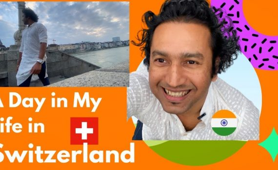 My Happy Switzerland  | A Day in My Life in Switzerland | Top Places T...