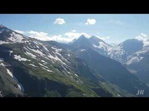 Visiting Austria Grossglockner and Edelweißspitze