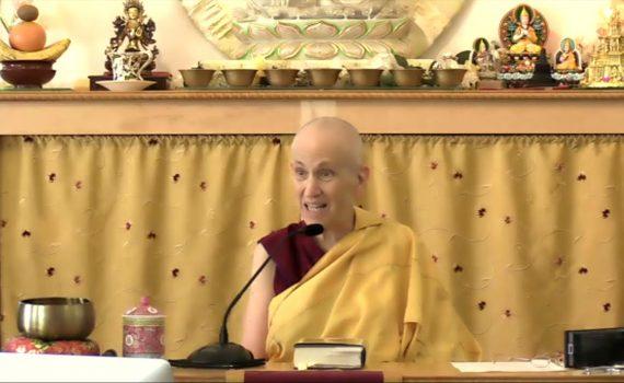 02 Exploring Monastic Life: Monastic Precepts and Community Life 07-29...