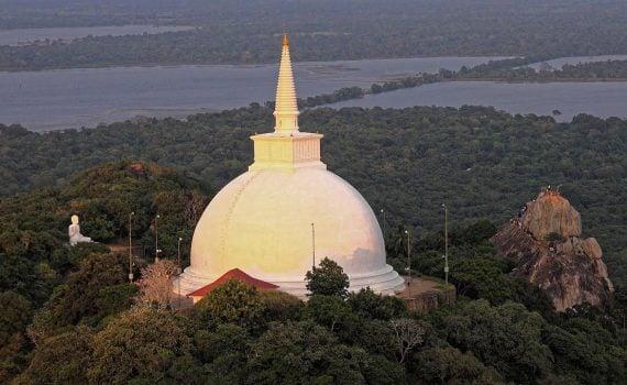 Sacred City of Anuradhapura, Sri Lanka in 4K (Ultra HD)